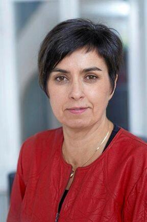 Ann-Britt Edfast,forsknings- och utvecklingschef på Sveaskog.