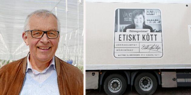 Wapnö gård köper Hälsingestintans mobila slakteri