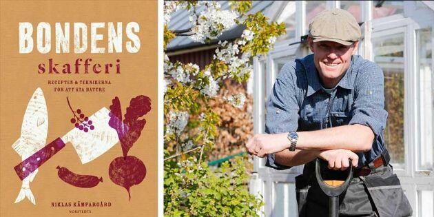 Lands bloggare i ny bok om mat och odling