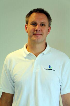 Mattias Leijon, förvaltningschef på Laholmsbuktens VA, vill inleda en diskussion om hur framtidens vattenförsörjning ska säkras.