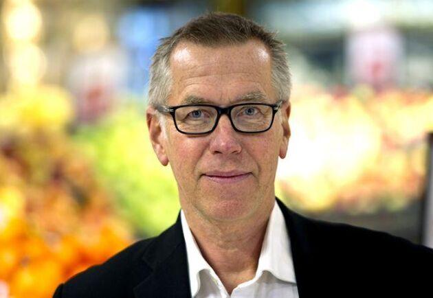 Claes Salomonsson, presschef på Axfood.