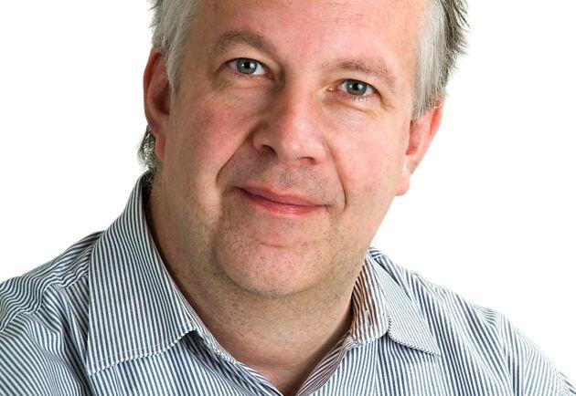 Urban Rydin, skattechef på LRF Konsult.