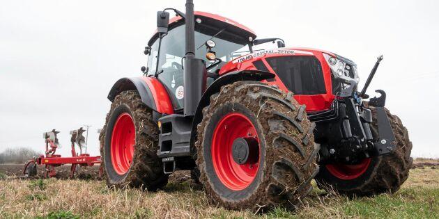 ATL TV: Senaste Zetorn i traktortest