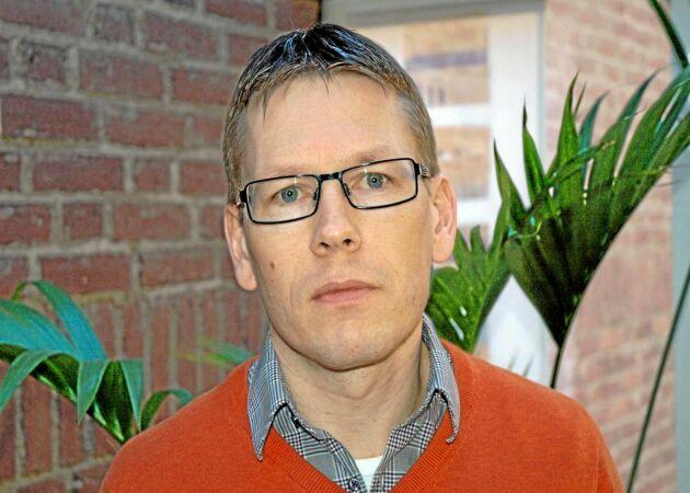 Patrik Alenfelt, sektionschef på Jordbruksverket.