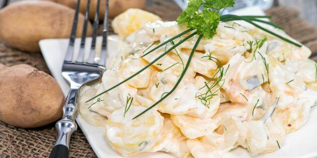Klassisk potatissallad