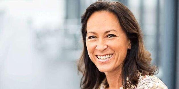 – De svenska småföretagen gör ett starkt 2017. Det är även roligt att många regioner har en så positiv lönsamhetsutveckling, säger Katarina Hedström Klarin, VD på LRF Konsult.