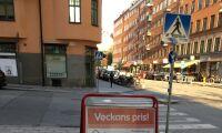 Lockpris på dansk gris