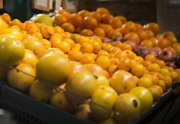 EU vill sänka gränsvärdena för förekomsterna av vissa växtskyddsmedel som bland annat används för citrusodling.