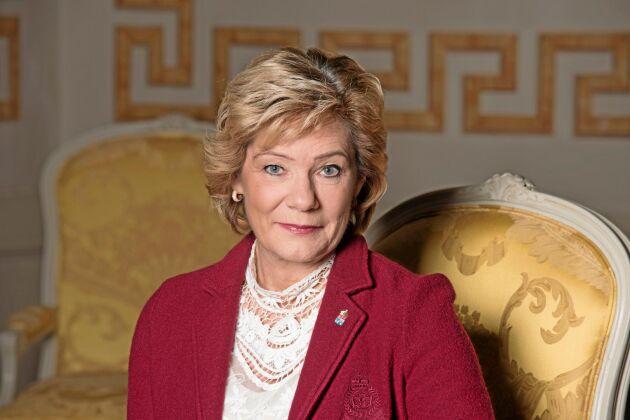Maria Larsson, landshövding i Örebro län
