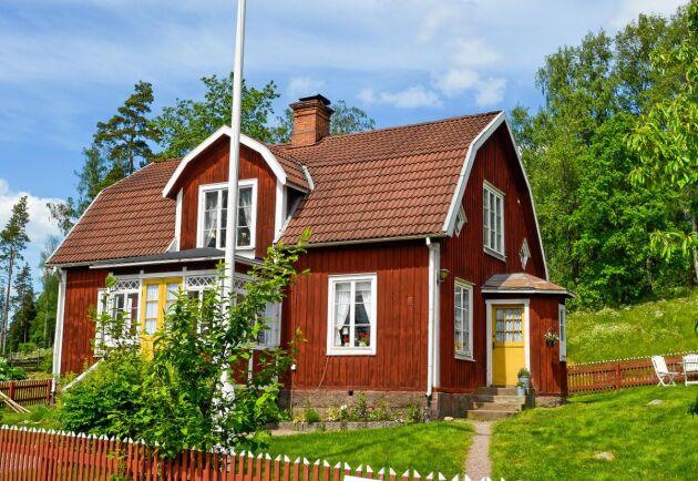 Gården Katthult finns kvar och ligger i Gibberyd, en mil norr om Mariannelund.