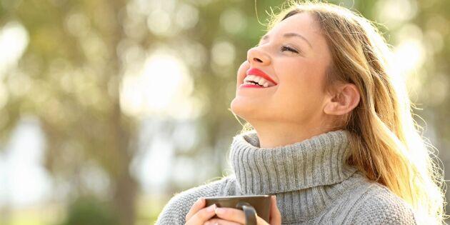 Så länge räcker D-vitaminet från sommarens sol!
