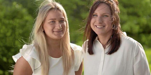 """För första gången någonsin – två systrar med i """"Bonde söker fru"""""""
