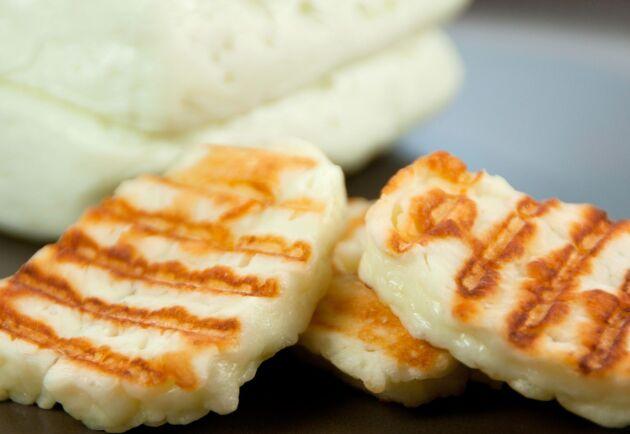 Stekosterian får inte längre kalla sin ost för Filloumi, då det är för likt ostnamnet halloumi.