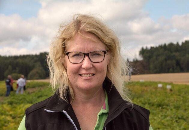 Lisa Andrae, rådgivare på Nordfalan. Bilden tagen 2016.