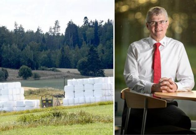 """""""Det är förändringarna inom spannmålsområdet som är den stora orsaken till förbättringen av vårt driftsresultat"""", säger vd Carsten Klausen i pressmeddelandet."""