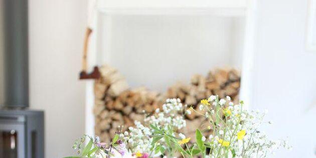 Låt sommaren flytta in! 29 fina tips till en lantlig inredning