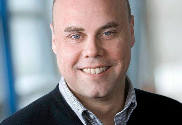 Mattias Dernelid, produktchef för Martin & Serveras varumärke Smakriket.