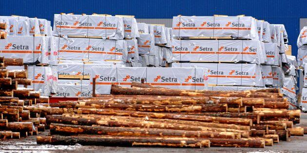 Kraftigt försämrat resultat för Setra