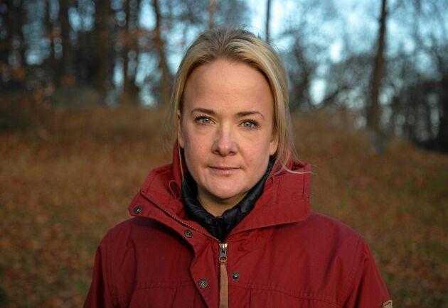 Sophie Vrang är en av många svenskar som har atopiskt eksem. Nu har hon startat en patientförening för atopiker.