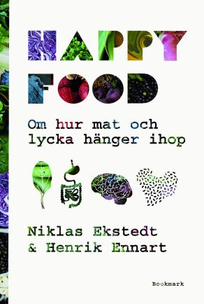 Henrik Ennart och Niklas Ekstedt har skrivit Happpy Food tillsammans.