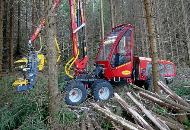 Södra vill öka produktiviteten i privatskogsbruket och gör nu en storsatsning på forskning inriktad på ny skogsteknik.