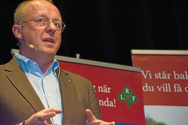 Anders Källström, LRFs vd och koncernchef.