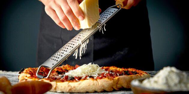 Ostexperten: 3 svenska ostar som är lika goda som parmesan!