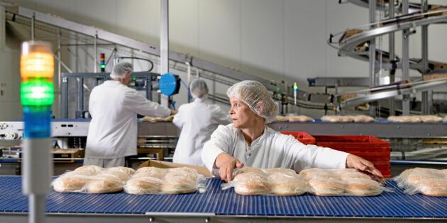 Lantmännens brödbusiness jäser i det tysta
