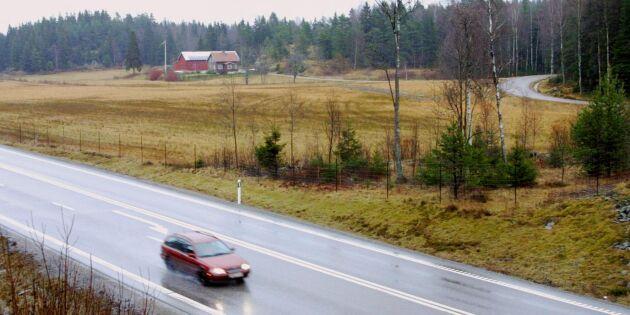"""Debatt: """"Bra vägar håller ihop Sverige"""""""