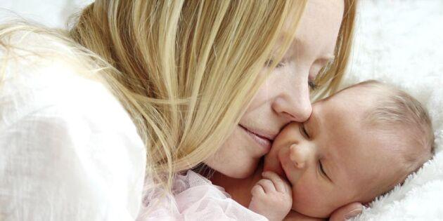 Mer babylycka – 4 hälsonyheter du bör ha koll på i dag