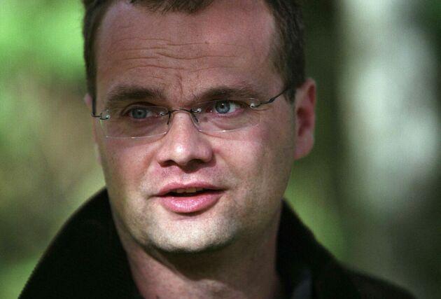 Jimmy Larsson, segmentschef Lantbruk, LRF Konsult.