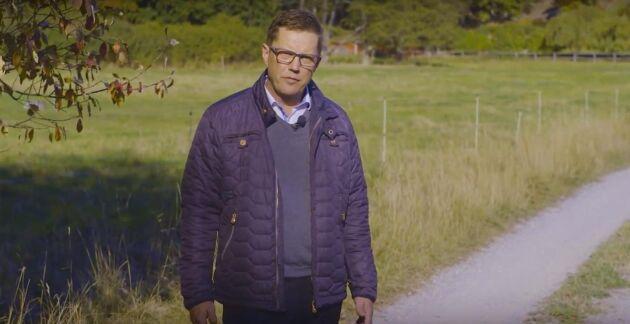"""Att gå över till ekologisk odling är enligt Ulf Möller, skogs- och lantbruksansvarig i Swedbanks västra region, ett """"framtidssäkert"""" beslut."""