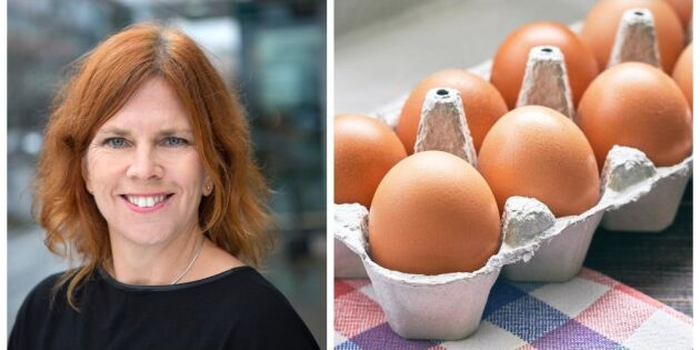 Coop: Vi vill inte behöva slänga prima ägg