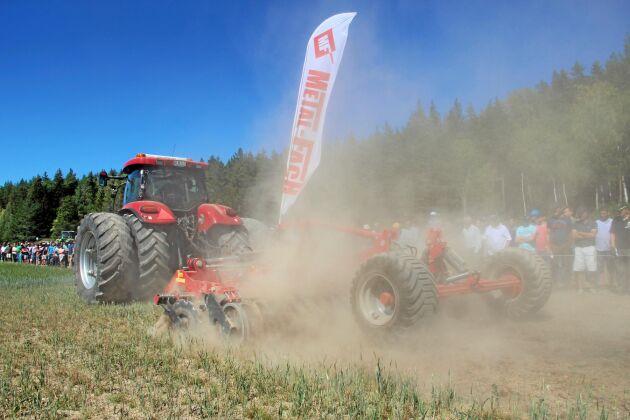 Jordbearbetningsdemon är en klassiker på Brunnby Lantbrukardagar