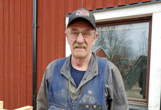 Krympande lönsamhet och drygt arbete fick Olof Risberg att tänka nytt.