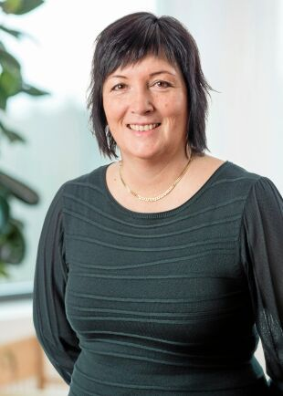 Petra Einarsson, VD och koncernchef för Billerud Korsnäs.