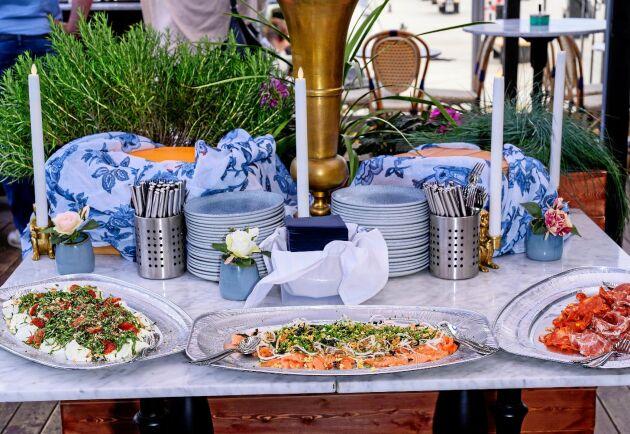 Varför stödja lokala restauranger som inte serverar svenskt, frågar sig debattören. (Arkivbild)
