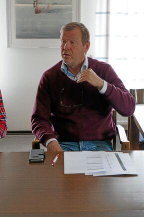 Conny Fagerström, styrelseledamot i Skånemejerier ekonomisk förening.