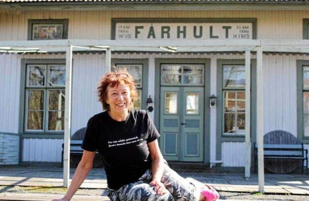 Värdshuset Den gröna tuppen är till salu. Ägaren Carina Jönsson vill att någon driven och ambitiös ska ta över.