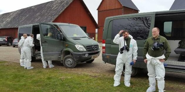 Fågelinfluensa: Hemvärnet rycker ut