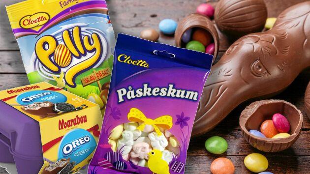 Är du noga med palmolja ska du se upp i påsk – här är populära godiset som innehåller den kontroversiella ingrediensen.