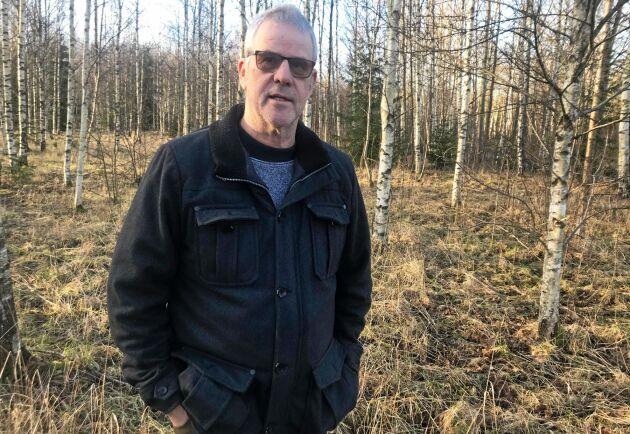 Stora Ensos nya ersättningsnivåer rör upp känslorna. – Jag aldrig mött så mycket frustration, ilska och oro från medlemmarna om hur man ska kunna överleva som företagare som nu, säger Skogsentreprenörernas ordförande Kolbjörn Kindströmer.