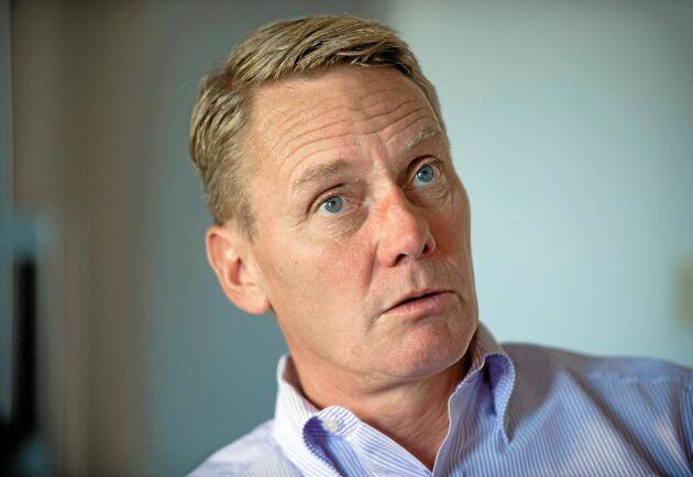 VD Bo Rydlinger har under fjolåret sålt en stor del av sitt ägande i Dahlbergs slakteri. Dessutom såldes dotterbolag Bergungen.