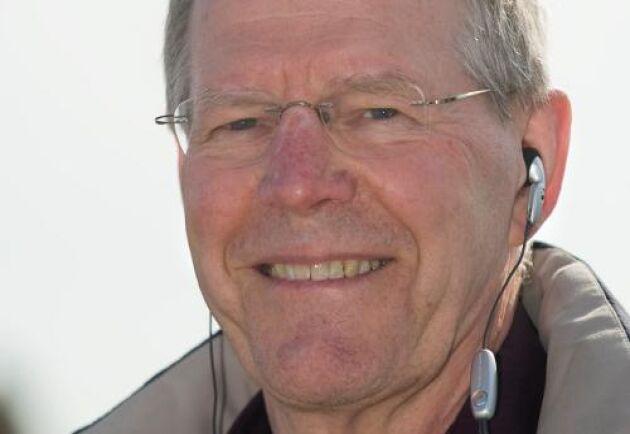 Jan-Åke Jacobson är kanslichef på organisationen Svensk Vindkraftförening.