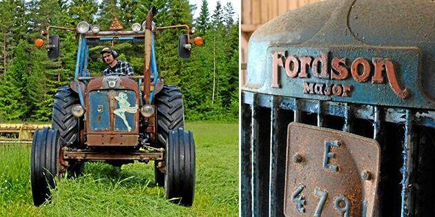 Folkets traktor fyller 101
