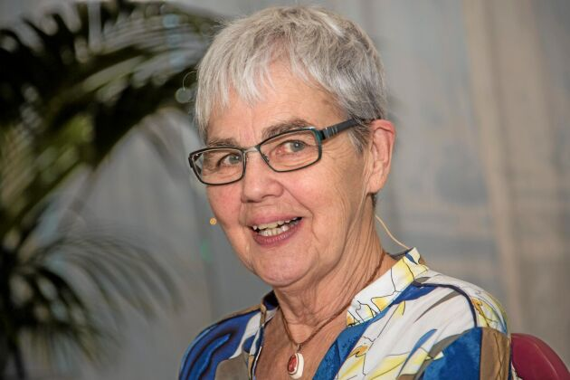 Caroline Trapp, fd LRF-ordförande.