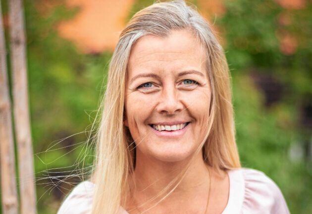 Linnea Johansson tror att samordningen av MTB-leder kan ge fler turister.