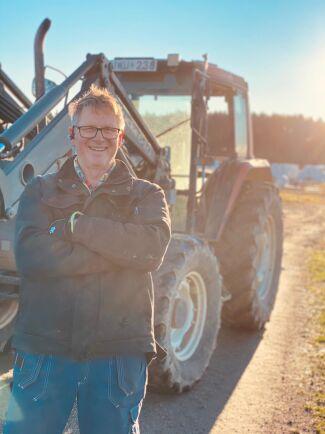 """""""Jag har märkt att betesdjuren undviker gräset i skuggiga skogspartier, vi får se hur skuggningen påverkar foderkvalitén"""", säger Ulf Andersson."""