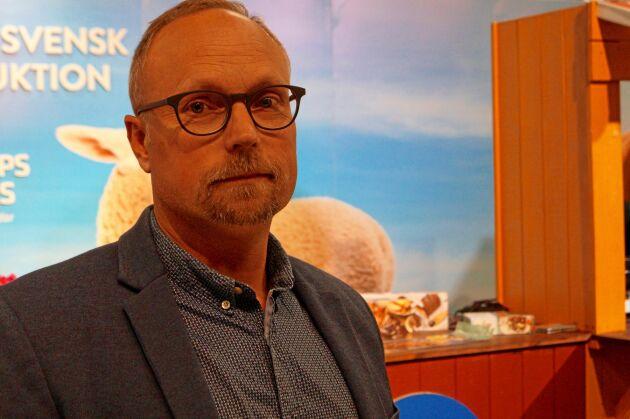 Paul Robertson, inköpsdirektör KLS Ugglarps.
