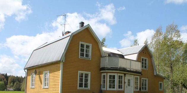 Uppfyll drömmen – här är Sveriges billigaste gårdar